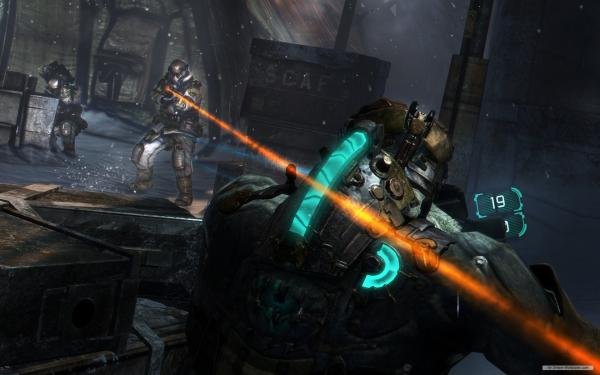 Dead Space 3 Wallpaper 05