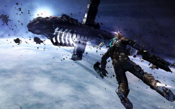 Dead Space 3 Wallpaper 09
