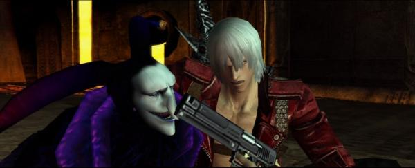 Devil May Cry Hd Collecton Wallpaper 02