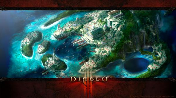 Diablo 3 Hd Wallpaper 01