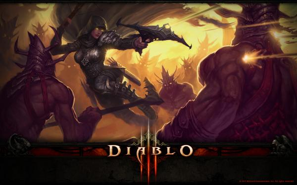 Diablo 3 Hd Wallpaper 04