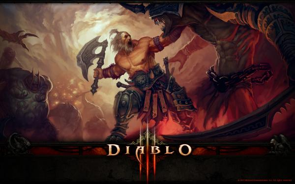 Diablo 3 Hd Wallpaper 05