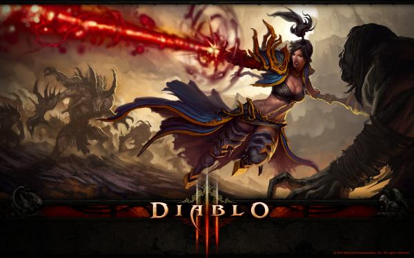 Diablo 3 Hd Wallpaper 06