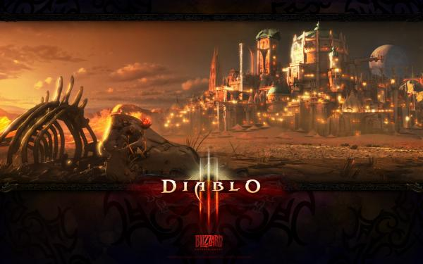 Diablo 3 Hd Wallpaper 09
