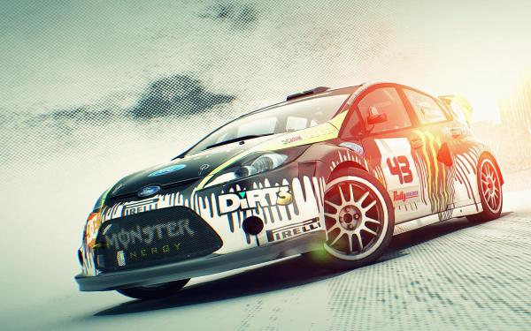 Dirt 3 Wallpaper1