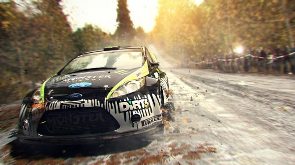Dirt 3 Wallpaper4