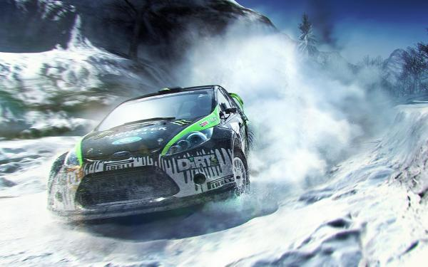 Dirt 3 Wallpaper5