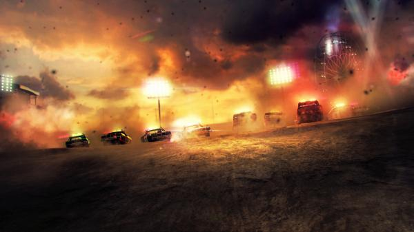Dirt Showdown Wallpaper 02