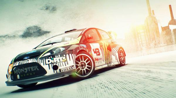 Dirt3 Wallpaper3