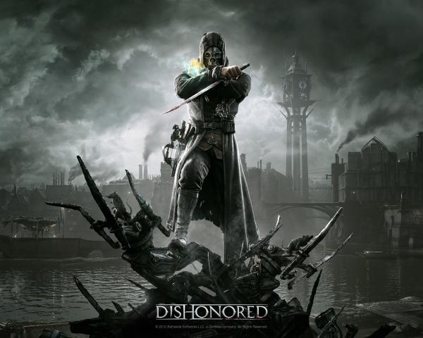 Dishonored Wallpaper 03