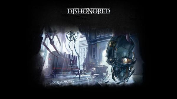 Dishonored Wallpaper 1