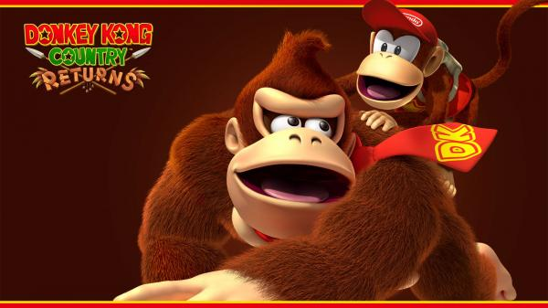 Donkey Kong Country Returns Wallpaper 5