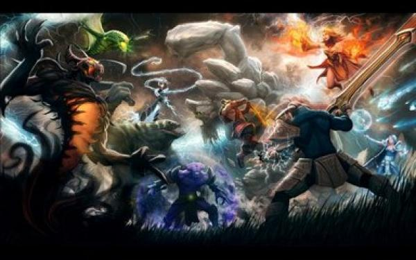Dota 2 Hd Wallpaper 02