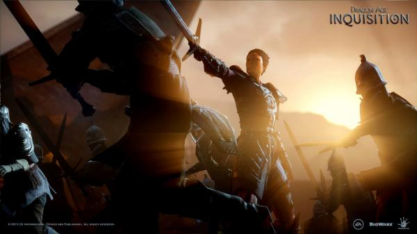 Dragon Age Inquisition Wallpaper 01