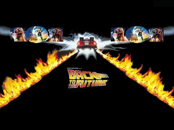 Back To The Future Wallpaper1