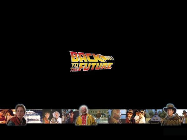 Back To The Future Wallpaper2
