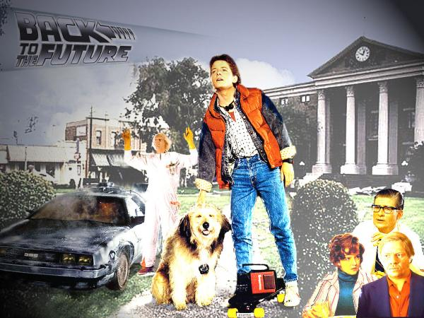 Back To The Future Wallpaper3