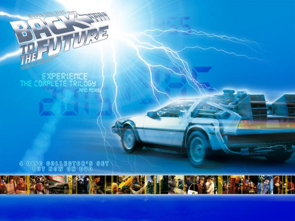 Back To The Future Wallpaper5
