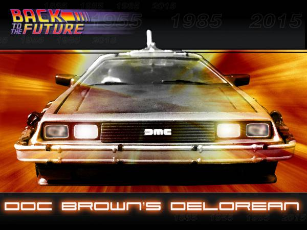 Back To The Future Wallpaper7