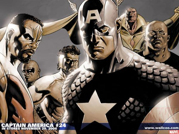 Marvel Captain America Capt24
