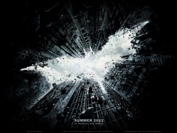 Batman The Dark Knight Rises Wallpaper 3