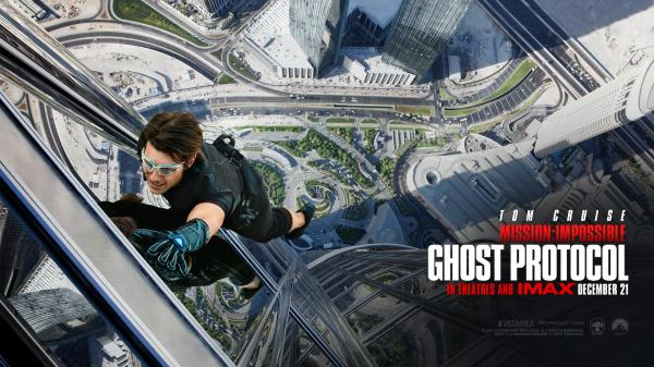 Mission Impossible 4 Ghost Protocol Wallpaper 08