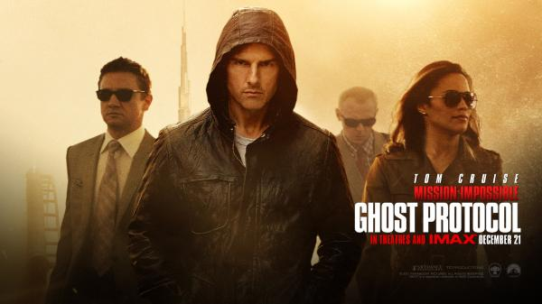Mission Impossible 4 Ghost Protocol Wallpaper 10