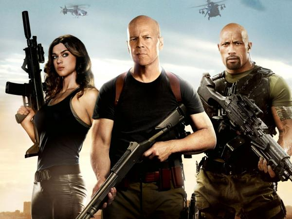 Gi Joe 2 Retaliation Wallpaper 03
