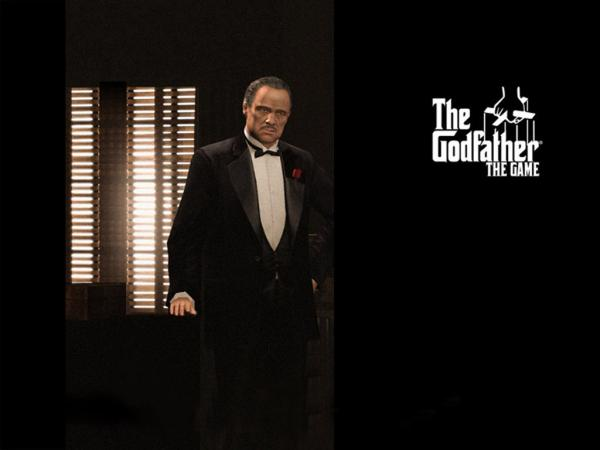 3 Godfather Wallpaper