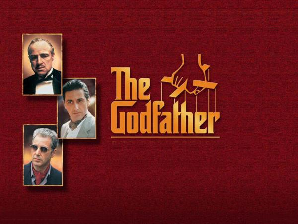 4 Godfather Wallpaper