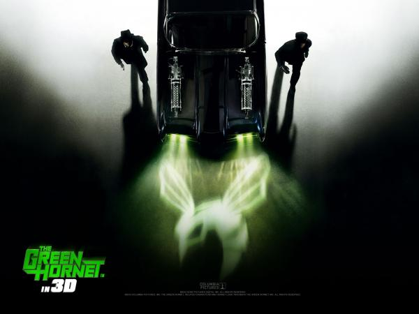 The Green Hornet Wallpapers 1600x1200 1