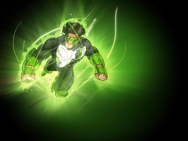 Green Lantern Wallpaper  By Therezidentevil