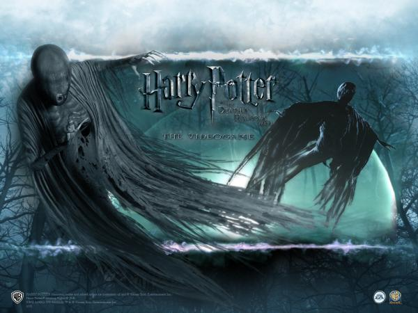Harry Potter And The Deathly Hallows Wallpaper 2