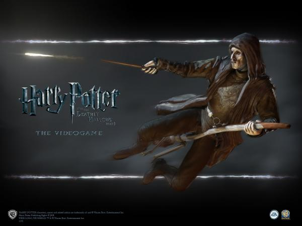 Harry Potter And The Deathly Hallows Wallpaper 3