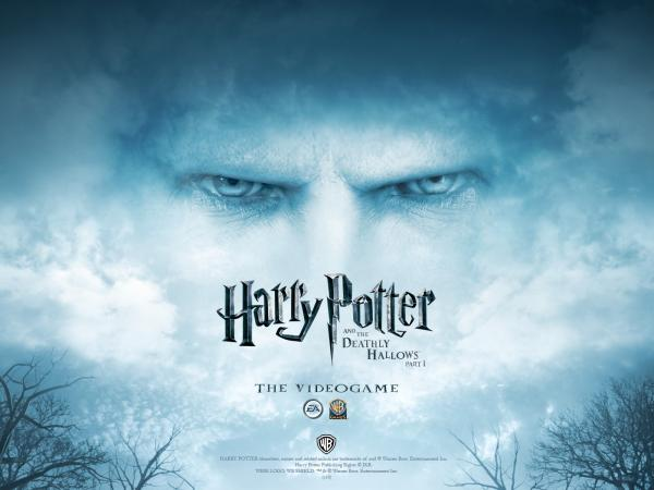 Harry Potter And The Deathly Hallows Wallpaper 4