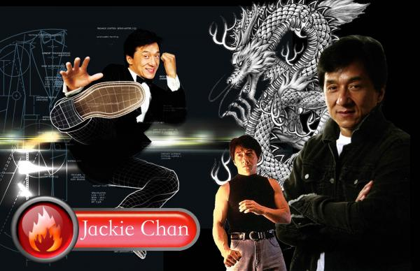 1 Jackie Chan Wallpaper