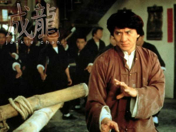 8 Jackie Chan Wallpaper