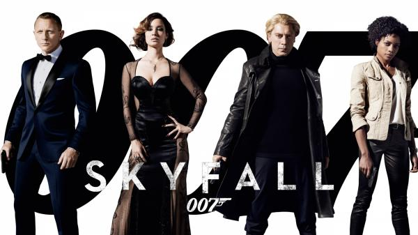 James Bond Skyfall Wallpaper 01