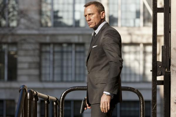 James Bond Skyfall Wallpaper 02