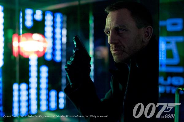 James Bond Skyfall Wallpaper 04