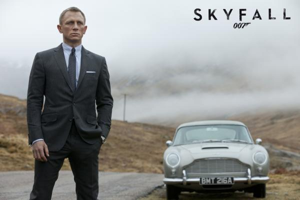 James Bond Skyfall Wallpaper 05