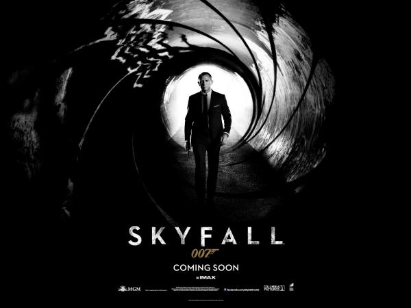 James Bond Skyfall Wallpaper 08