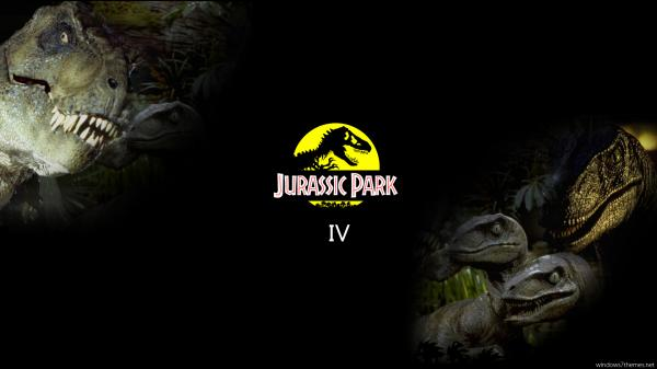 Jurassic Park 4 Wallpaper Large