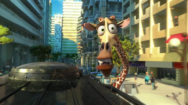 Madagascar 3 Europes Most Wanted Wallpaper 03