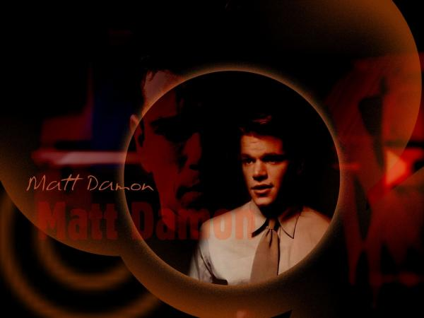 12 Matt Damon Wallpaper