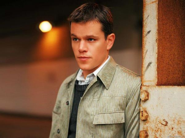 4 Matt Damon Wallpaper