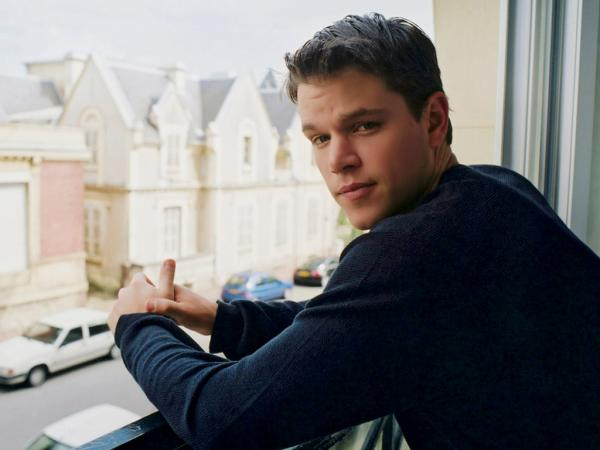 7 Matt Damon Wallpaper