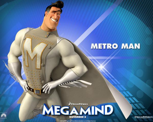 Megamind Wallpaper1