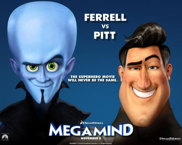 Megamind Wallpaper10