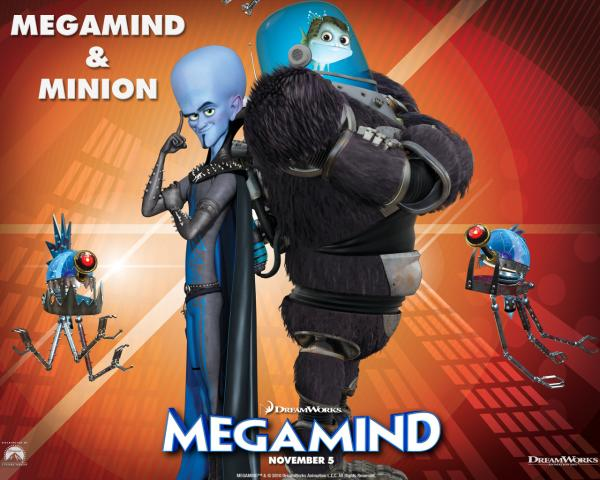 Megamind Wallpaper11